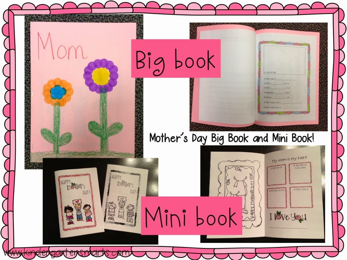 Mother's Day Book with a Freebie