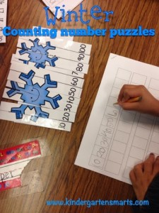 http://www.teacherspayteachers.com/Product/Winter-Fun-Counting-Number-Puzzles-965428