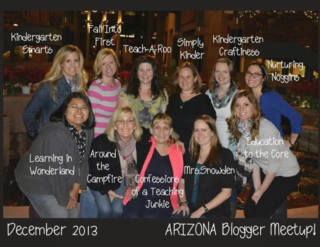Arizona blogger meet up