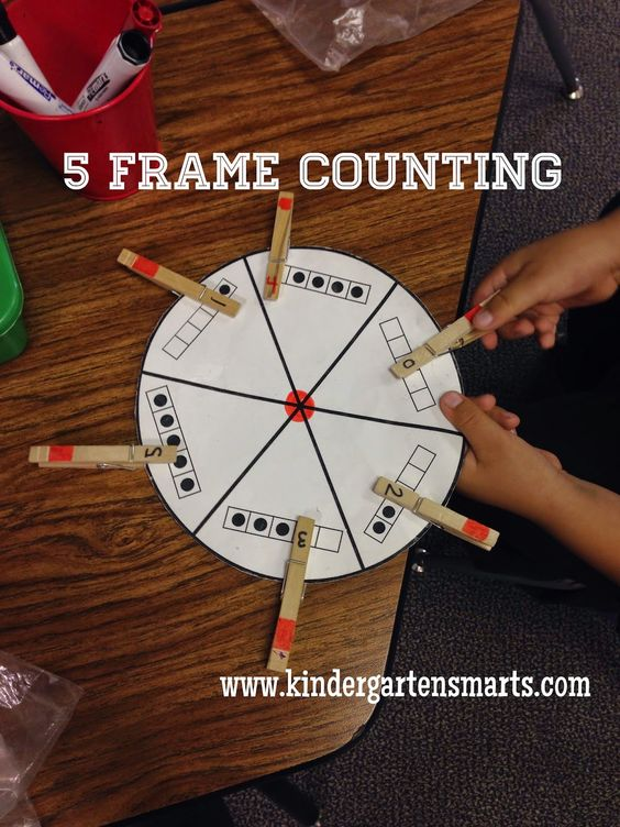 5 frame counting