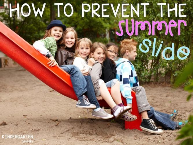 How To Prevent The Summer Slide