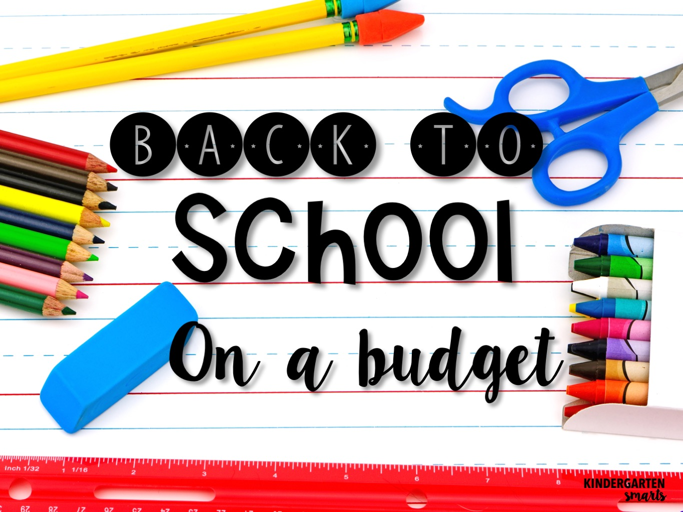While on a budget, its best to buy thw minimum your child needs right away and work the other items into your budget over the next few months. While a number of people really do not want to think about back to school amidst festivities; it pays to be prepared so that back to school shopping doesn't become a budget .