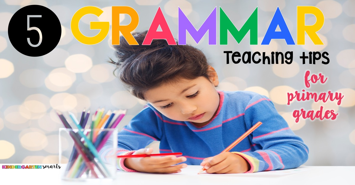 grammar activities in the classroom