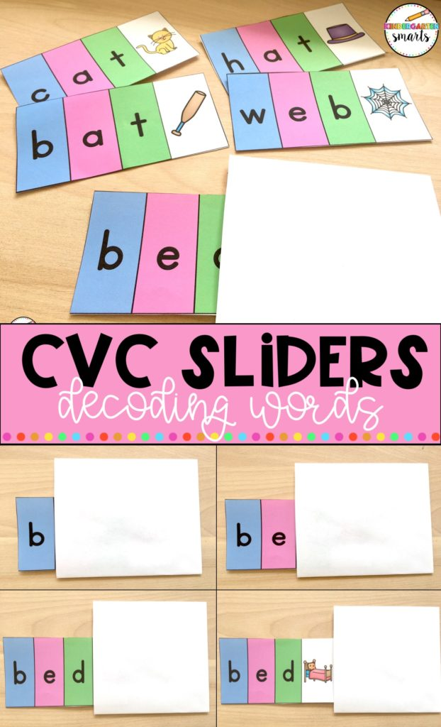 CVC Word Fluency